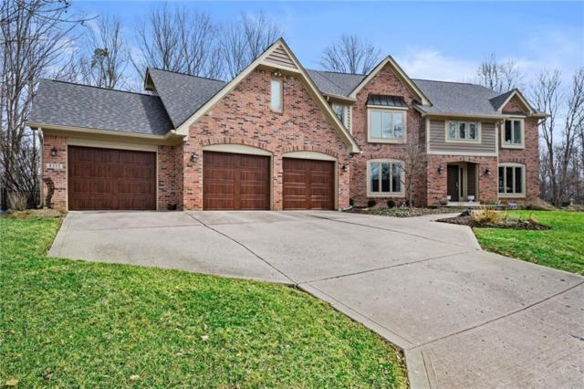 8339 Galley Court, Indianapolis, IN 46236 (MLS #21626662) :: Mike Price Realty Team - RE/MAX Centerstone
