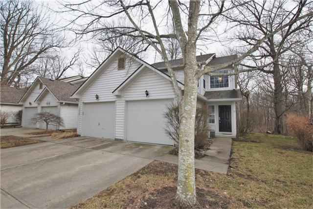 11531 Hidden Bay, Indianapolis, IN 46236 (MLS #21626664) :: Mike Price Realty Team - RE/MAX Centerstone