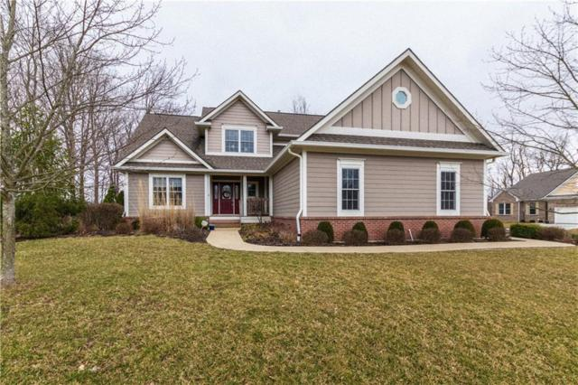 6521 Oak Hollow Circle, Indianapolis, IN 46236 (MLS #21626674) :: Mike Price Realty Team - RE/MAX Centerstone