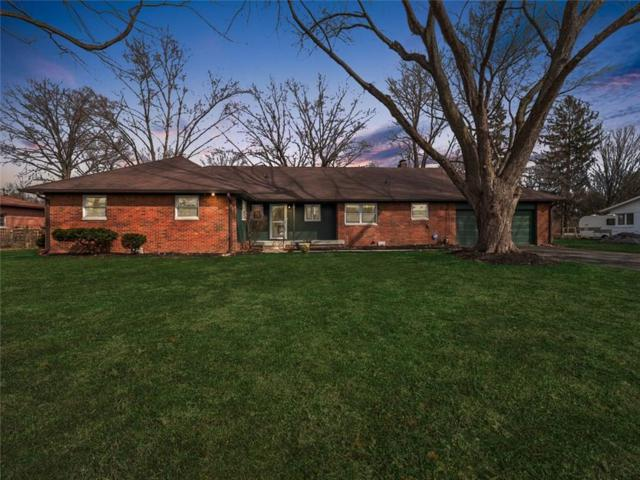 416 Golf Lane, Indianapolis, IN 46260 (MLS #21626681) :: Mike Price Realty Team - RE/MAX Centerstone