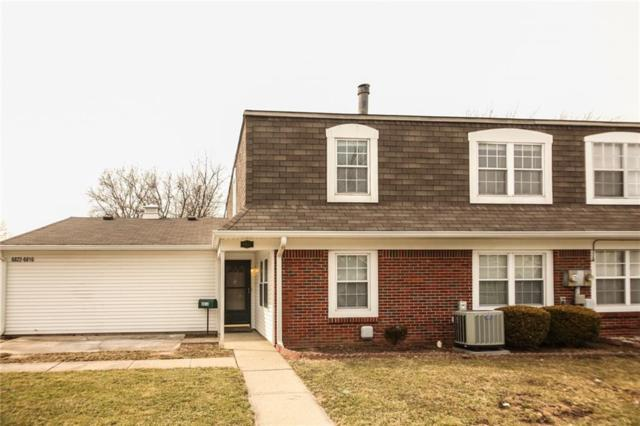 6816 Wildwood Court, Indianapolis, IN 46268 (MLS #21626685) :: AR/haus Group Realty