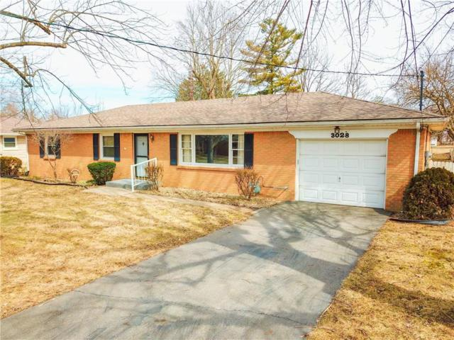 3028 Lawson Drive, New Castle, IN 47362 (MLS #21626697) :: HergGroup Indianapolis