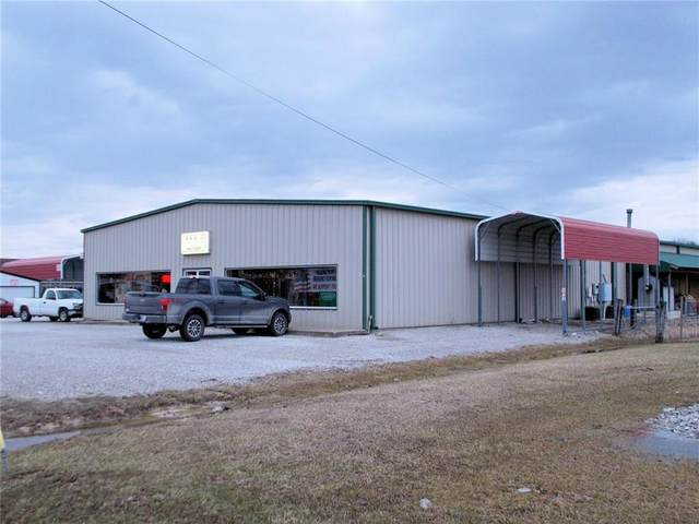 2970 N State Highway 3, North Vernon, IN 47265 (MLS #21626705) :: The Indy Property Source