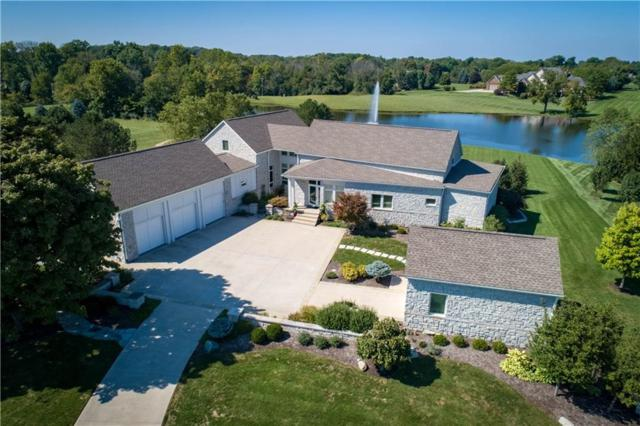 5347 N 400 W, Bargersville, IN 46106 (MLS #21626729) :: The Indy Property Source