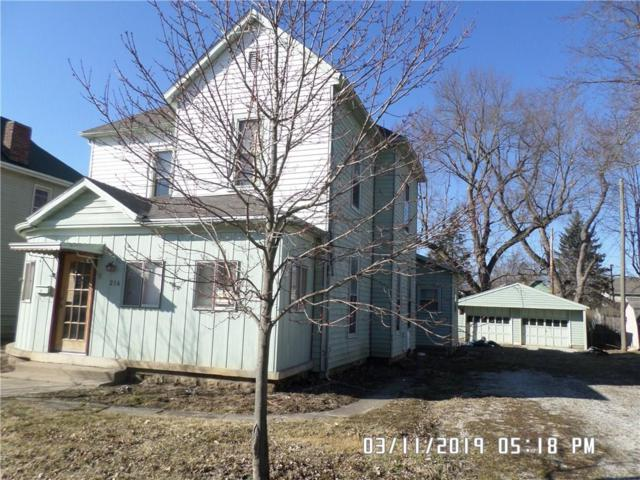214 E Broadway Street, Alexandria, IN 46001 (MLS #21626730) :: The ORR Home Selling Team