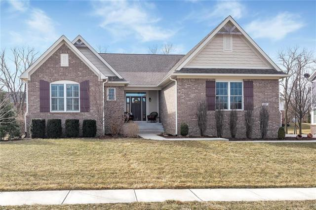2671 Old Vines Drive, Westfield, IN 46074 (MLS #21626772) :: Mike Price Realty Team - RE/MAX Centerstone