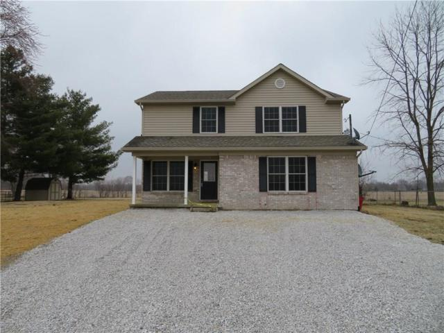 4675 N County Road 500E, Pittsboro, IN 46167 (MLS #21626779) :: Mike Price Realty Team - RE/MAX Centerstone