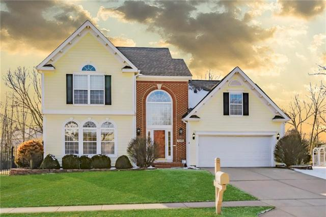 11280 Walking Wood Lane, Fishers, IN 46037 (MLS #21626790) :: Mike Price Realty Team - RE/MAX Centerstone
