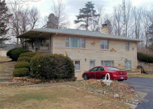 3110 N State Highway 7, North Vernon, IN 47265 (MLS #21626811) :: AR/haus Group Realty