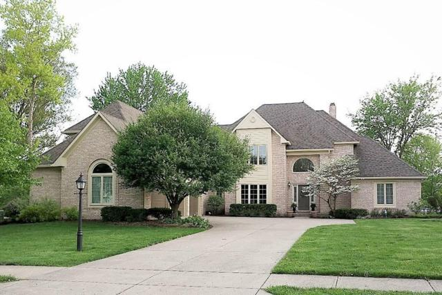 320 Pebble Brook Circle, Noblesville, IN 46062 (MLS #21626824) :: David Brenton's Team
