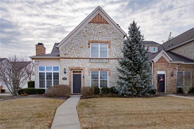 6661 Beekman Place C, Zionsville, IN 46077 (MLS #21626863) :: AR/haus Group Realty