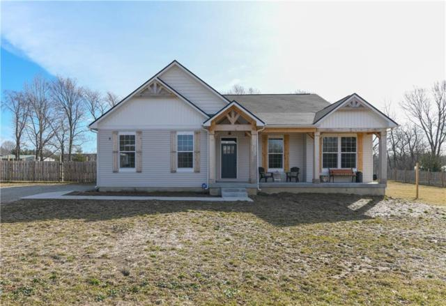 11899 N Bens Court, Camby, IN 46113 (MLS #21626885) :: Mike Price Realty Team - RE/MAX Centerstone
