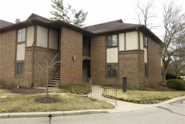 2223-C Rome Drive C, Indianapolis, IN 46228 (MLS #21626902) :: AR/haus Group Realty