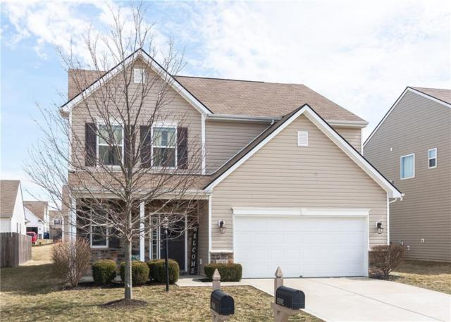 15192 Fallen Leaves Lane, Noblesville, IN 46060 (MLS #21626904) :: Mike Price Realty Team - RE/MAX Centerstone