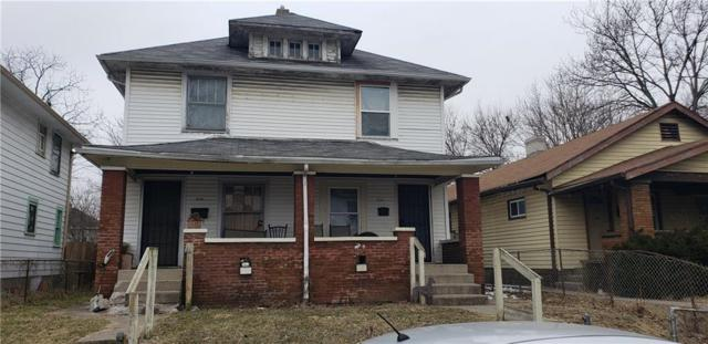 834-36 N Gray Street, Indianapolis, IN 46201 (MLS #21626905) :: Mike Price Realty Team - RE/MAX Centerstone