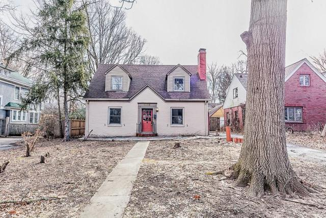 4625 Boulevard Place, Indianapolis, IN 46208 (MLS #21626910) :: Mike Price Realty Team - RE/MAX Centerstone