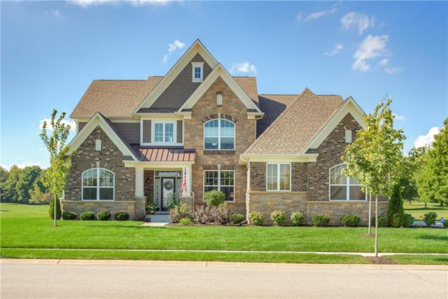 18535 Fairway Drive, Noblesville, IN 46062 (MLS #21626940) :: FC Tucker Company