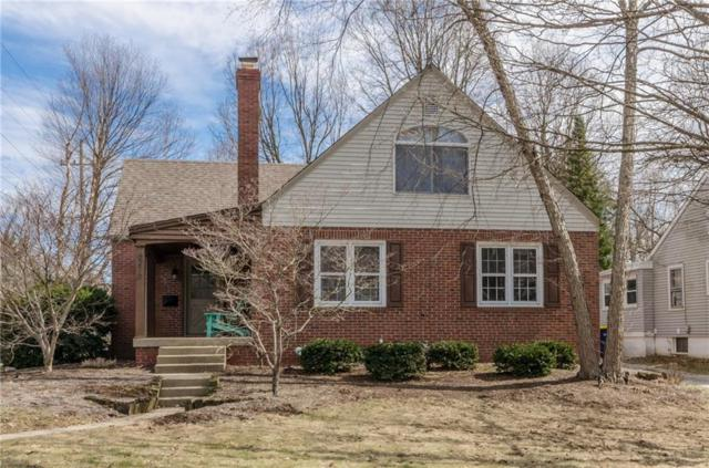 6279 N Delaware Street, Indianapolis, IN 46220 (MLS #21626941) :: Mike Price Realty Team - RE/MAX Centerstone