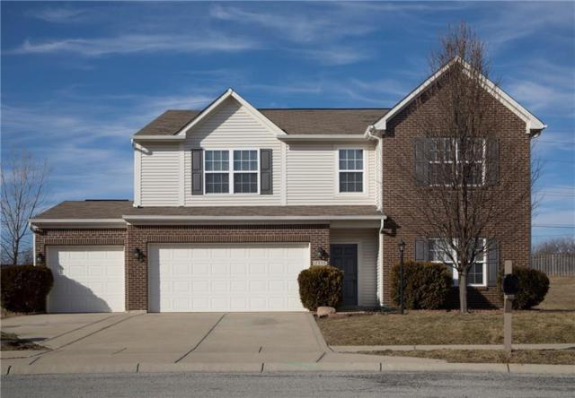 12556 Schoolhouse Road, Fishers, IN 46037 (MLS #21626983) :: AR/haus Group Realty