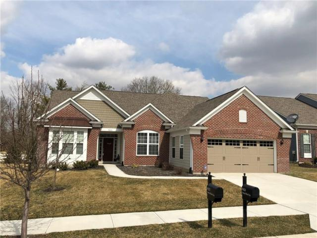 9626 Summer Hollow Drive, Fishers, IN 46037 (MLS #21626997) :: AR/haus Group Realty