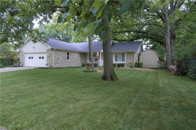 608 Summitcrest Drive, Indianapolis, IN 46241 (MLS #21627071) :: Mike Price Realty Team - RE/MAX Centerstone