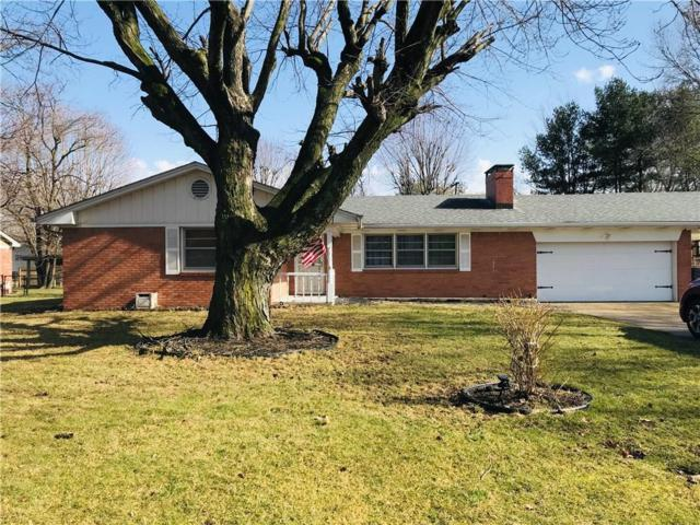 709 Braugham Road, Indianapolis, IN 46227 (MLS #21627077) :: Mike Price Realty Team - RE/MAX Centerstone