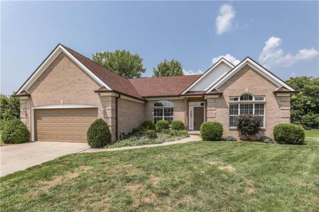 1192 Kay Drive, Greenwood, IN 46142 (MLS #21627095) :: Mike Price Realty Team - RE/MAX Centerstone