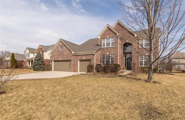 6527 Briarwood Place, Zionsville, IN 46077 (MLS #21627099) :: Mike Price Realty Team - RE/MAX Centerstone