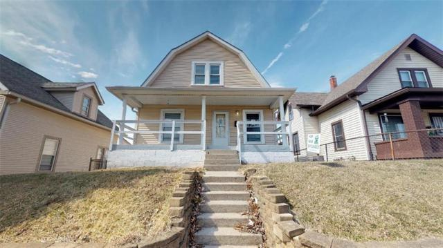 150 S 2nd Avenue, Beech Grove, IN 46107 (MLS #21627100) :: HergGroup Indianapolis