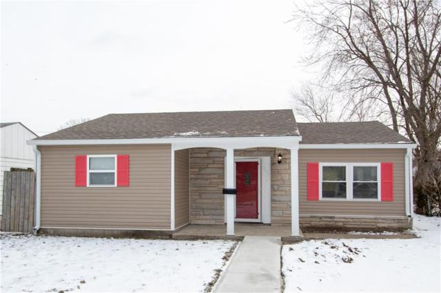 2813 Baltimore Avenue, Indianapolis, IN 46218 (MLS #21627122) :: Mike Price Realty Team - RE/MAX Centerstone