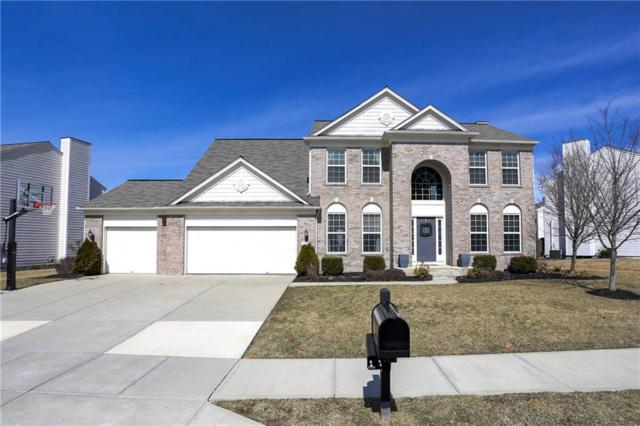 14426 Liverpool Place, Fishers, IN 46037 (MLS #21627145) :: AR/haus Group Realty