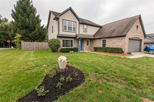 11131 Bayridge Circle W, Lawrence, IN 46236 (MLS #21627192) :: Mike Price Realty Team - RE/MAX Centerstone