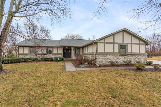515 Green Meadow Drive, Greenwood, IN 46143 (MLS #21627202) :: Mike Price Realty Team - RE/MAX Centerstone