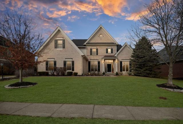 4766 Austin Trace, Zionsville, IN 46077 (MLS #21627207) :: Mike Price Realty Team - RE/MAX Centerstone