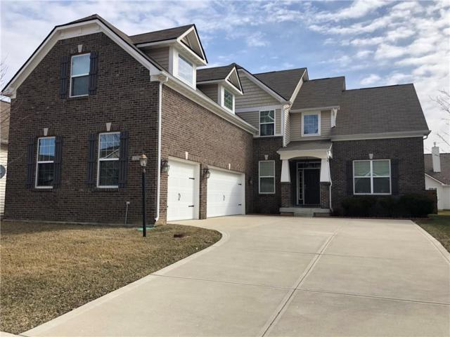 12215 Wolverton Way, Fishers, IN 46037 (MLS #21627219) :: AR/haus Group Realty