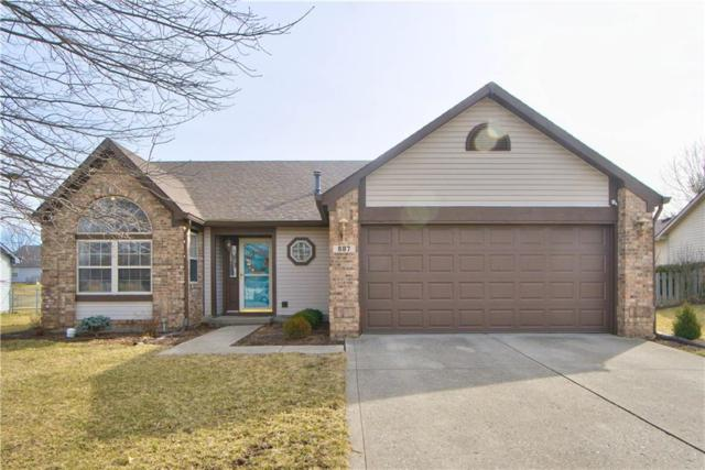 687 Red Oak Way, Mooresville, IN 46158 (MLS #21627240) :: Mike Price Realty Team - RE/MAX Centerstone