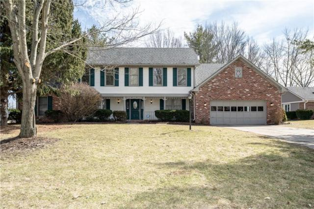 822 Pebble Brook Place, Noblesville, IN 46062 (MLS #21627247) :: Mike Price Realty Team - RE/MAX Centerstone