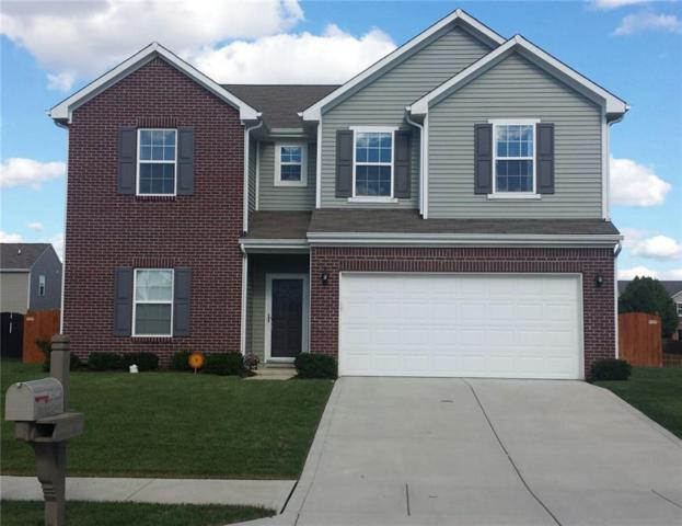 13923 Parley Court, Fishers, IN 46038 (MLS #21627291) :: AR/haus Group Realty