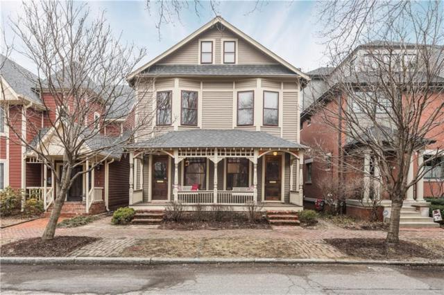 622 E Vermont Street, Indianapolis, IN 46202 (MLS #21627292) :: Mike Price Realty Team - RE/MAX Centerstone