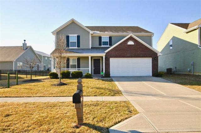 535 Genisis Drive, Whiteland, IN 46184 (MLS #21627318) :: The Indy Property Source