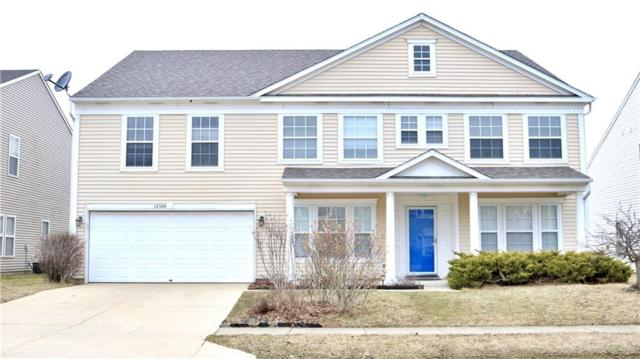 12588 Majestic Way, Fishers, IN 46037 (MLS #21627366) :: AR/haus Group Realty