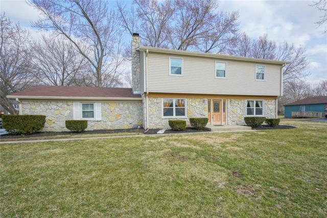 4135 Moss Drive, Carmel, IN 46033 (MLS #21627399) :: AR/haus Group Realty