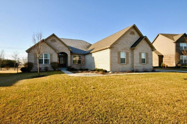 3777 Woodvine Drive, Bargersville, IN 46106 (MLS #21627435) :: The Indy Property Source