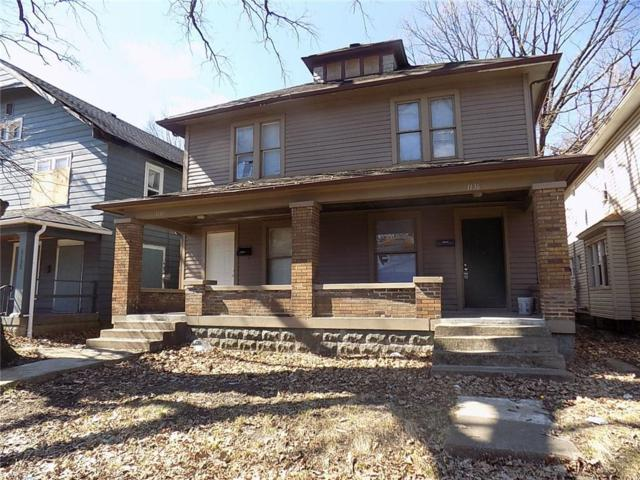 1134 N Lasalle Street, Indianapolis, IN 46201 (MLS #21627453) :: Mike Price Realty Team - RE/MAX Centerstone