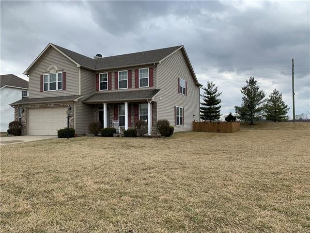 1694 Whisler Drive, Greenfield, IN 46140 (MLS #21627466) :: Mike Price Realty Team - RE/MAX Centerstone