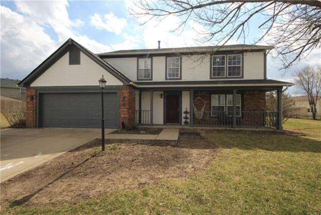 204 Ridgeview Court, Mooresville, IN 46158 (MLS #21627472) :: Mike Price Realty Team - RE/MAX Centerstone
