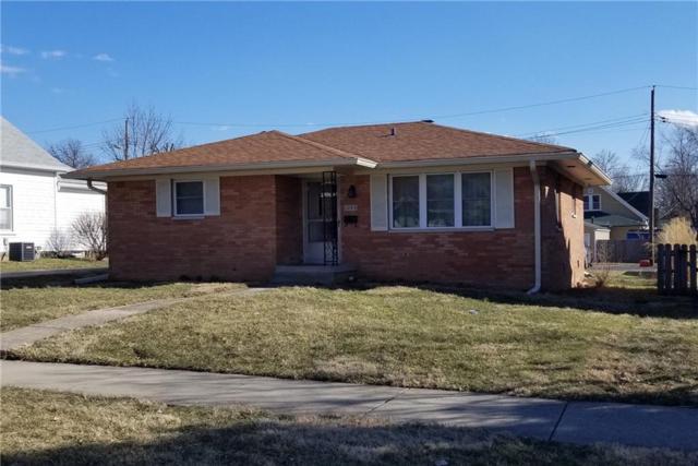 1053 Windermire Street, Indianapolis, IN 46227 (MLS #21627488) :: AR/haus Group Realty