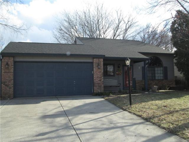 7447 Glendale Drive, Avon, IN 46123 (MLS #21627490) :: Mike Price Realty Team - RE/MAX Centerstone