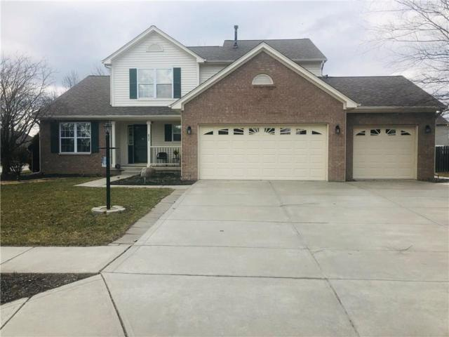 832 Port Drive, Avon, IN 46123 (MLS #21627521) :: Mike Price Realty Team - RE/MAX Centerstone
