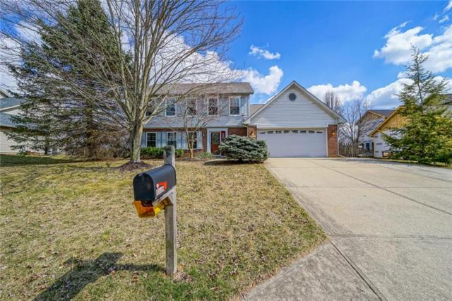 14933 Bridlewood Drive, Carmel, IN 46033 (MLS #21627552) :: Mike Price Realty Team - RE/MAX Centerstone